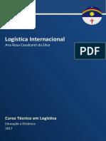 Caderno de Logística (Logística Internacional) 2017