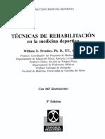 Prentice, William E. - Tecnicas de rehabilitacion en la medicina deportiva.pdf