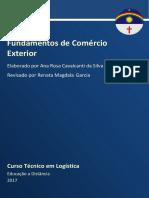 Cad. Logística Atual (COMEX)
