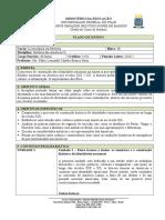 Plano de Disciplina - História Das Américas II 2016.2