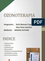 La ozo no terapia