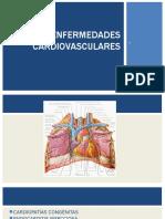 Enfermedades Cardiovasculares.