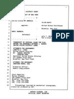 Dworkin Transcript