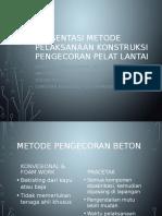 MPK - Presentasi Kelompok