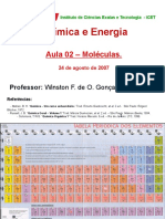 Aula Extra Quimica Energia