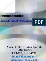 Instrumentation Measurement and Control