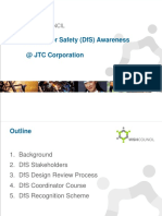 DfS Awareness JTC