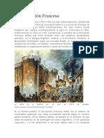 La Revolución Francesa ( Archivo descargable )