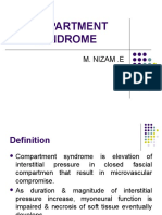 COMPARTMENT SYNDROME.ppt