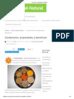 Cardamomo_ Propiedades y Beneficios