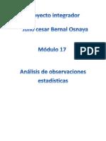 BernalOsnaya JulioCesar M174S4 Analisisdeobservacionesestadisticas