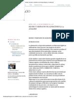 Gipago_ Recibo y Despacho de Almacenes La 14 Analisis-1