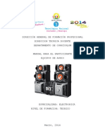 1. Manual de Equipos de Audio 2014