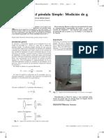 Template PhysicsExperiment
