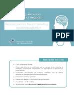 PROGRAMA MASTER Neurociencias Aplicada a La Empresa JUNIO 2016