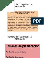 Curso de Planeación y Control de La Producción