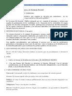 Principales Temas Para Parcial - Derecho Electoral