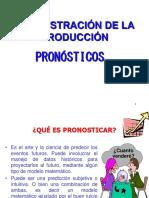 Clase 1 Pronósticos