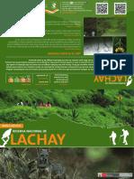 Mapa Reserva Nacional Lomas de Lachay