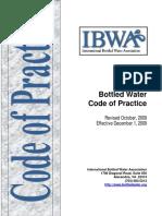 IBWA Code of Practice Updated 2009 Final_3