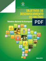 relatório de acompanhamento ODM brasil
