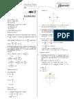 Matemática - Caderno de Resoluções - Apostila Volume 4 - Pré-Universitário - mat5 aula17
