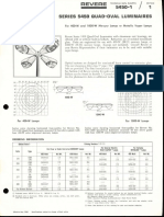 Revere 5450 Quad-Oval Series Bulletin 1968