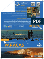 Mapa Reserva Nacional de Paracas
