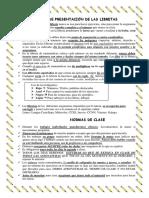 Normas de Clase 2017-2018