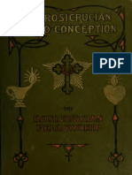 Max Heindel - The Rosicrucian Cosmo-Conception