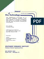 Alubond Usa Certificates Astm 119 Fire Test Report