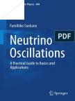 Fumihiko Suekane Auth. Neutrino Oscillations a Practical Guide to Basics and Applications