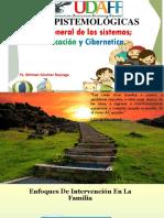 Intervencion Psicoterapeutica en La Familia