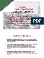 [México, Boicot Económico]