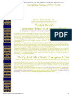 Birth & Death - Understanding the Karmic Cycle of Life