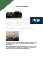 13 de Septiembre Batalla en El Castillo de Chapultepec