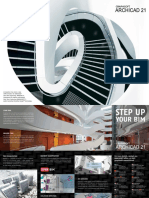 Archicad 21 Flyer