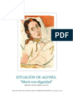 SITUACIÓN DE AGONÍA