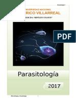 Guía de Parasitología 2017