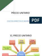 COSTOS  Y PRECIOS UNITARIOS.pptx