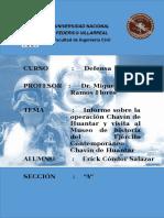 Informe Operacion Chavin de Huantar
