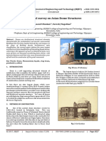 Historical Survey on Asian Dome Structures