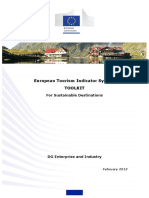 European Tourism Indicator System TOOLKIT