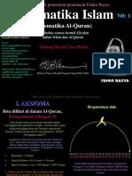 270116957 Matematika Islam