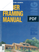 Timber Framing Manual - Complete