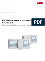 1MRK511393-UEN - En Communication Protocol Manual IEC61850 Edition 2 670 Series Version 2.2