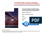 Best Hacer negocios en los Estados Unidos de Amrica  Fiscalidad cuestiones mercantiles y otros aspectos Full Collection 2017.pdf