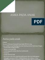 125394900 Asma Pada Anak Ppt