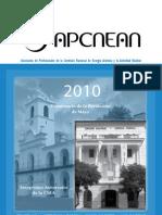 Boletín APCNEAN especial -agosto 2009 - mayo2010
