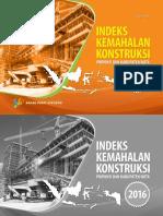 48357 ID Indeks Kemahalan Konstruksi Provinsi Dan Kabupatenkota 2016